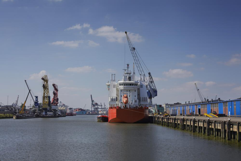 Rotterdam the busiest port of Europe