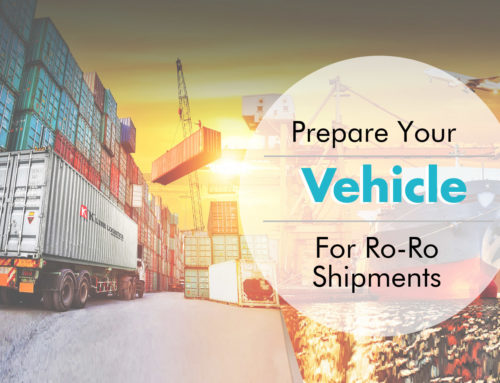 Prepare Your Vehicle for RO-RO Shipment