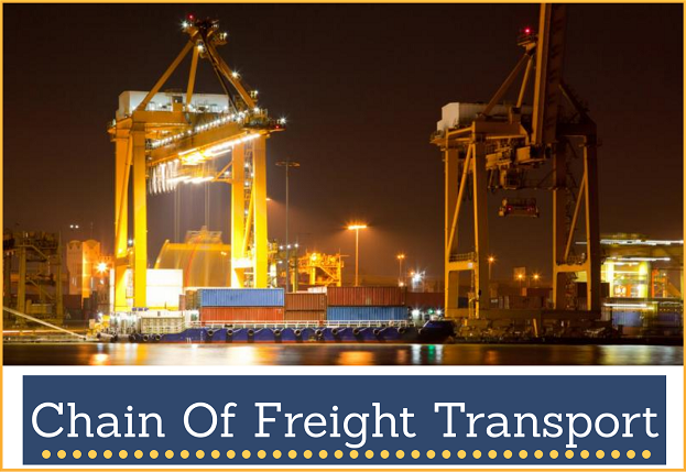 Chain of Freight Transport - Feat