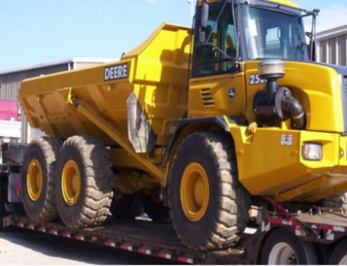 International Heavy Machinery Shipping: A Guide